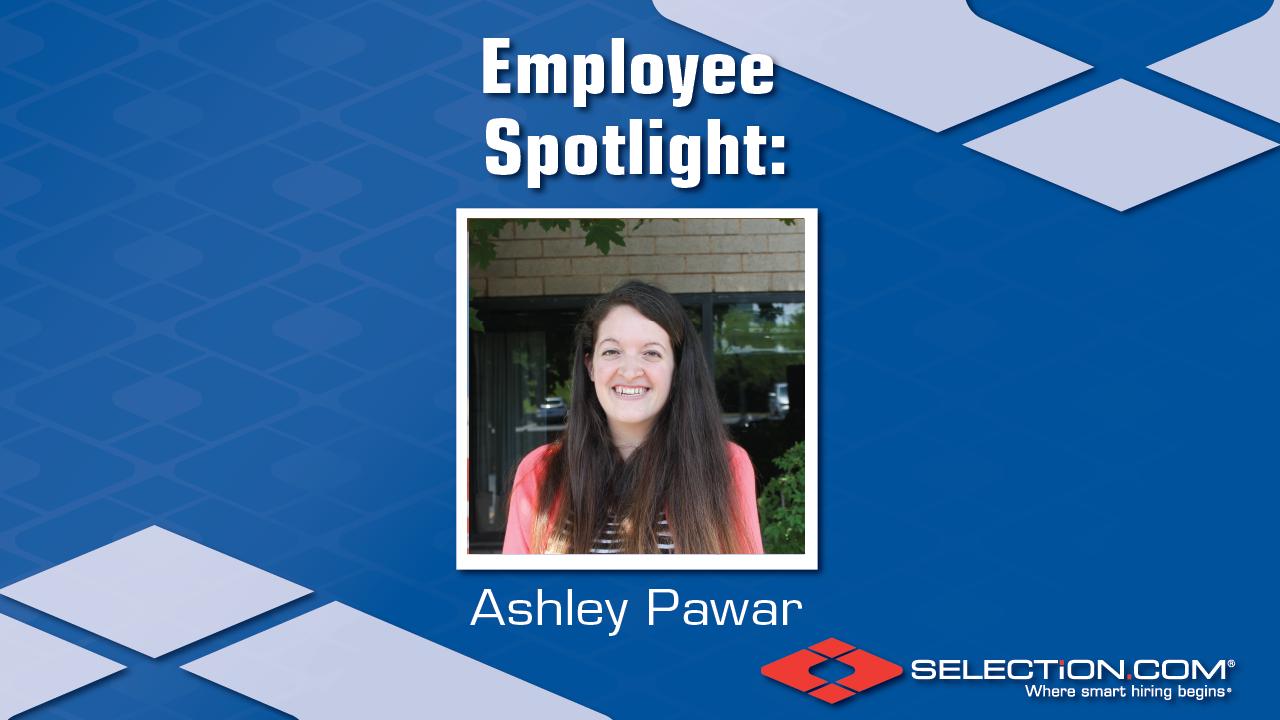 Employee Spotlight this month is Ashley Pawar.