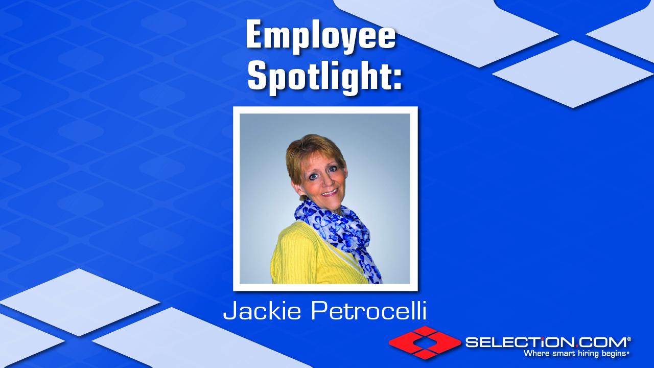 Employee Spotlight: Jackie Petrocelli