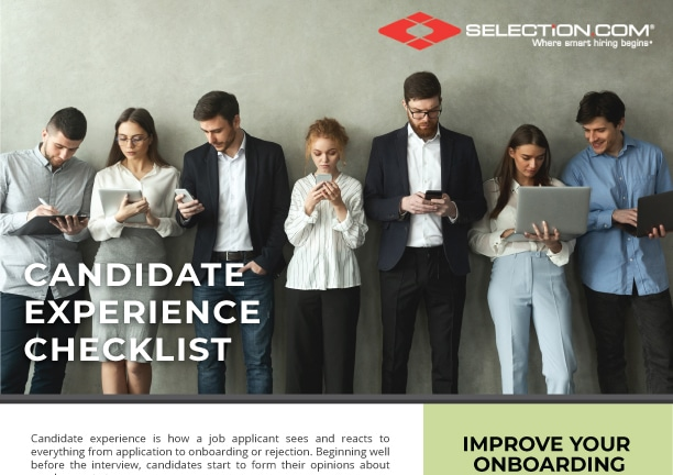 Candidate-Experience-Checklist