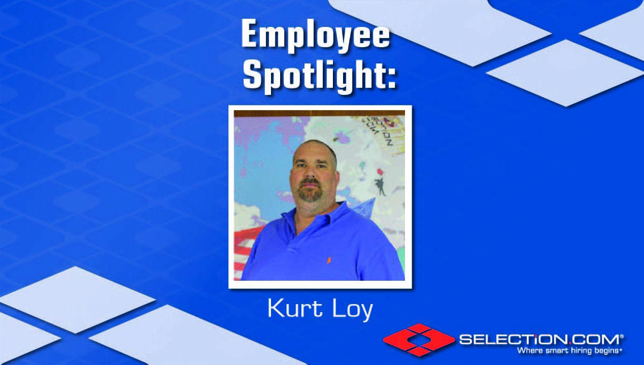 Employee Spotlight: Kurt Loy