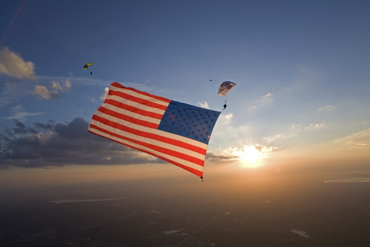 eam Fastrax American Flag