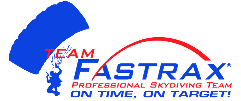 Team Fastrax™ Professional Skydiving Team